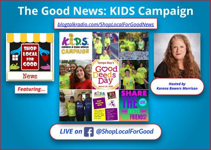 The Good News Show KIDS Campaign