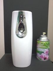 Metered Air Freshener dispenser