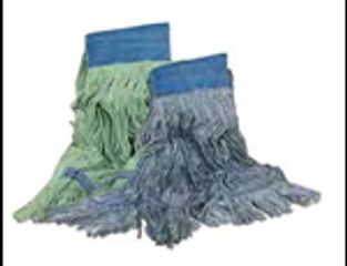 blended loop end mop heads, washing floors, floor maintenance