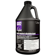 neutral disinfectant, deodorizer, virucide, fungicide, mildewstat, swine flu, H1N1, cleaner, RTU