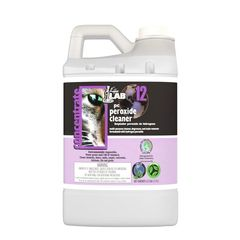 peroxide cleaner, LynxLab, Lynx, biodegradable, stain remover, all purpose cleaner, concentrate