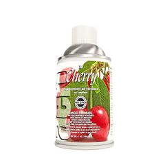 air freshener, metered air, odor control, odor, fruit, cherry