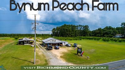 Bynum Peach Farm in Derby North Carolina. Peaches. Windblow NC. Farm. Farming. Produce Farm. Small community. Locally grown