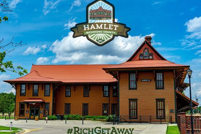 The Hamlet Depot & Museums in Hamlet North Carolina. History. Museums. Railroading. Small Town. Historic