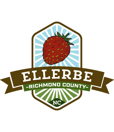 Ellerbe, NC home of the worlds largest strawberry- The Berry Patch