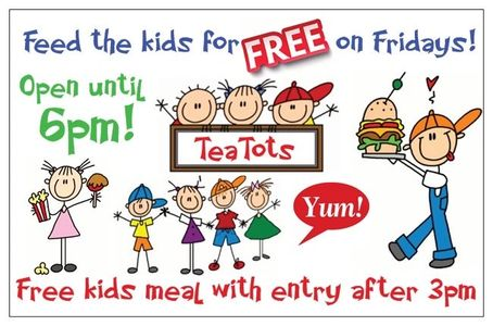Late opening soft play on Fridays. Free kids meal with entry. Fun and food for just a fiver!