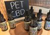PET CBD helps supports a healthy endocannabinoid system for our pets!