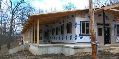 General contractor building construction and renovation