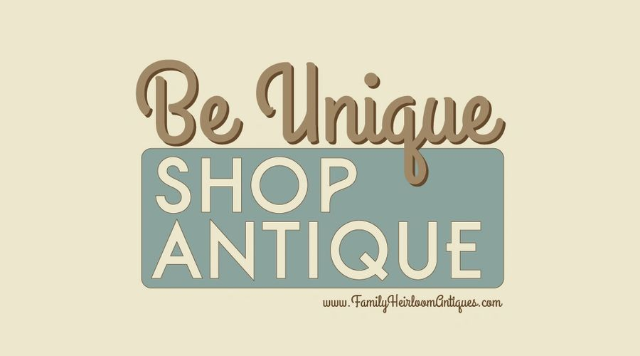 be unique shop antique