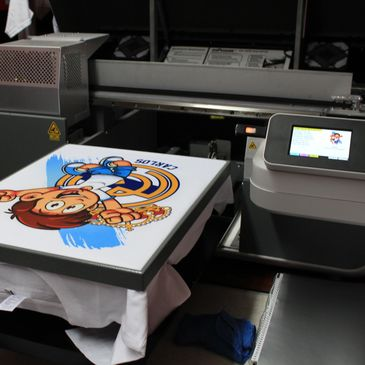 DTG T-shirt Printing in Tyler Texas