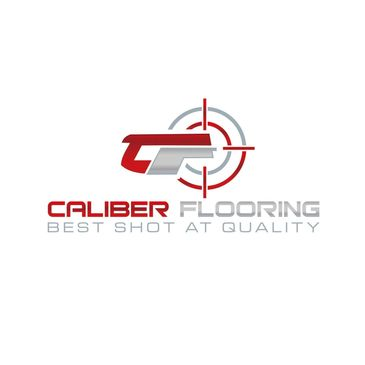 Caliber Flooring logo.