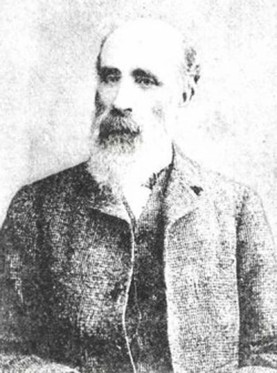 James Barnet, Architect of South Solitary Island Lighthouse, historic photo