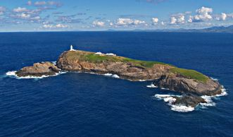 South Solitary Island, Coffs Harbour, New South Wales, Australia