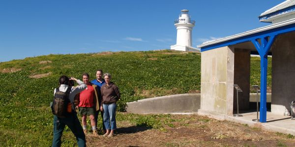 Private tour of South Solitary Island