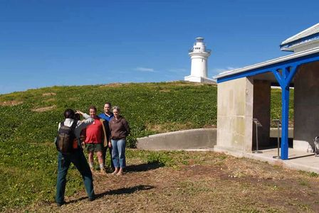 Private tour of South Solitary Island, New South Wales. Bespoke tours with small groups