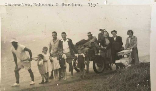 South Solitary Island - from the Hobman Family photos - 1951