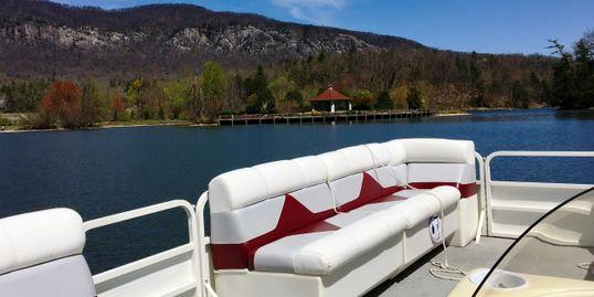 Lake Lure Boat Rental