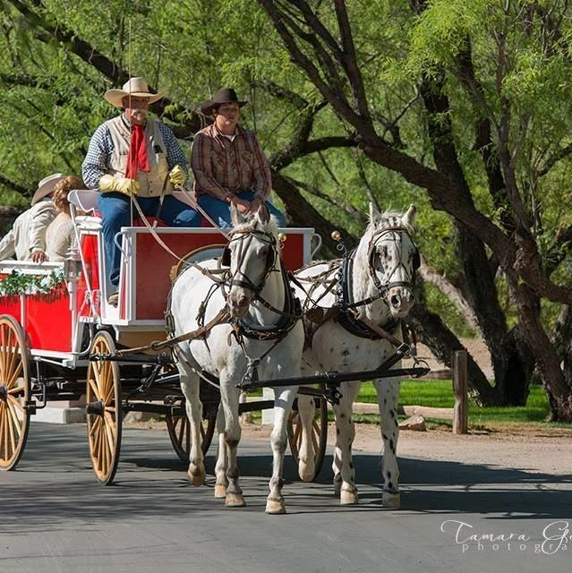 Enjoy a wedding, party or parade rental  on the BIG RED & WHITE wagon