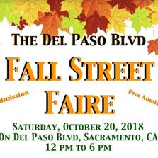 The Fall Street Faire and Blues Festival.