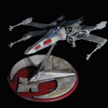 X-Wing Red 5