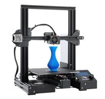 Ender 3 Pro is an upgraded version of Ender-3, comes with the Meanwell power supply, also redesigned