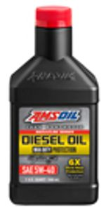 Signature Series Synthetic Diesel 5W-40