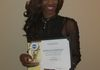 District: Representing Toastmasters International~International Speech