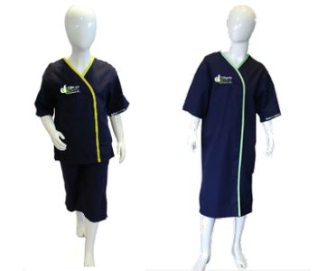 Paediatric Hospital Patient Gowns