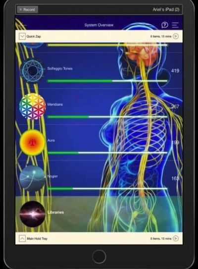 Energy Medicine  Biofeedback with the Genius Insight - PEMF
