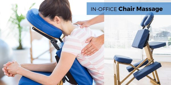 Onsite Chair Massage - Massage in Farmington
