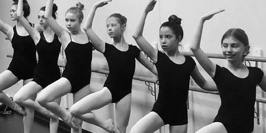 ballet, tap, and jazz classes for intermediate and advanced youth dancers