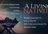 Join us for a free, family friendly event that celebrates the story of the nativity.