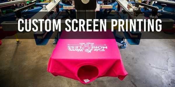 Sioux Falls Custom Screen Printing