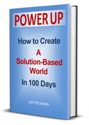 POWER UP Hardcover 3D Image