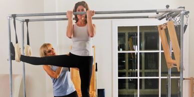Pilates of West County get started