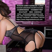 Ukrainian Escorts in Alain UAE- A pleasant dream of making your night full of adventures, enjoyments