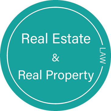 Real Estate and Real Property Law