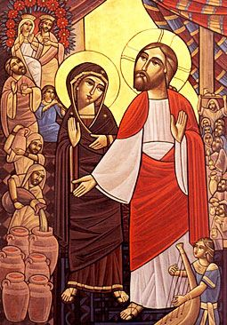 2nd Sunday of Ordinary Time: Wedding at Cana