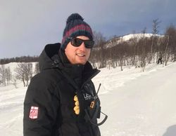 Dan Curtis Head Coach of Essex Ski Racing Club UKCP Level 2 BASI Level 2 Level 3 Mountain Safety BS