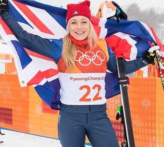 Emily Sarsfield - Olympian & British Number One Ski Cross Athlete