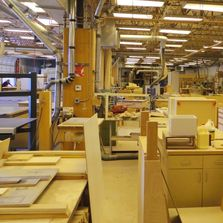 distinctive millwork cabinet shop