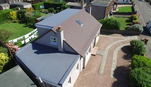 Blairgowrie Roofing Dundee Roofing Perth Roofing Flat Roof angus New Roof perthshire Slate Repair