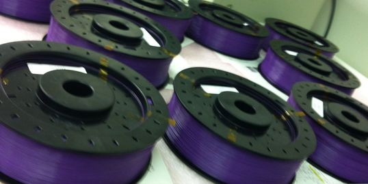 Custom Fiber Spool