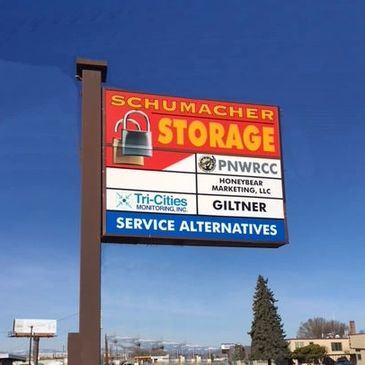 Terrace Heights Storage facility Schumacher Storage