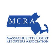 Massachusetts Court Reporters Association Logo