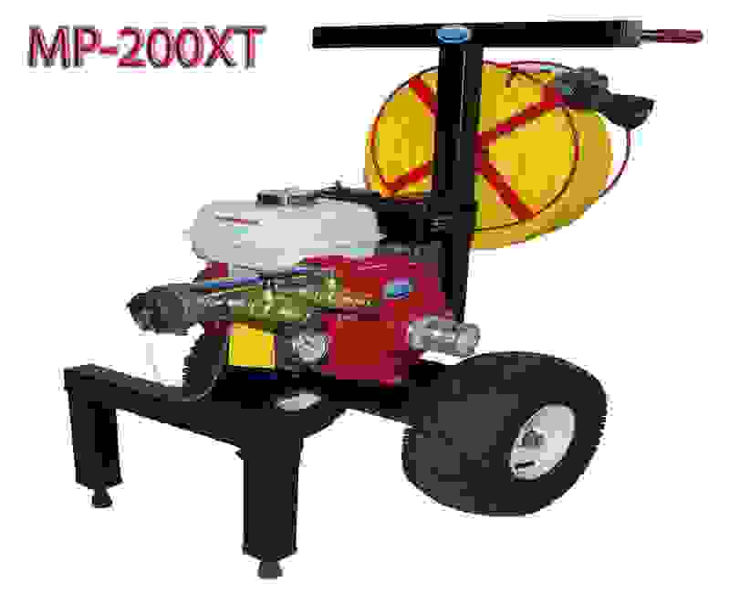 Code 3 water mobile MP-200XT wildfire pump portable cart system