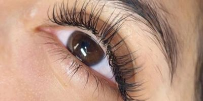 Eyelash extensions in SD