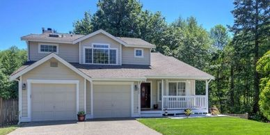 Cute home in Port Orchard was popular & brought multiple offers. Sold to my first time home buyers