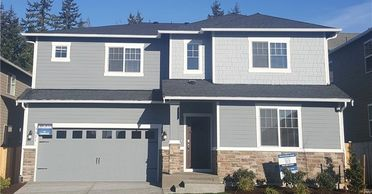 New Construction located in Mariner's Glen inside Gig Harbor was a great purchase for first home