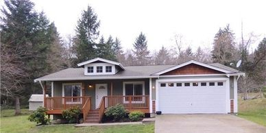 Rambler in Longbranch, 50 min drive from Gig Harbor. Home sold clients looking for quite living